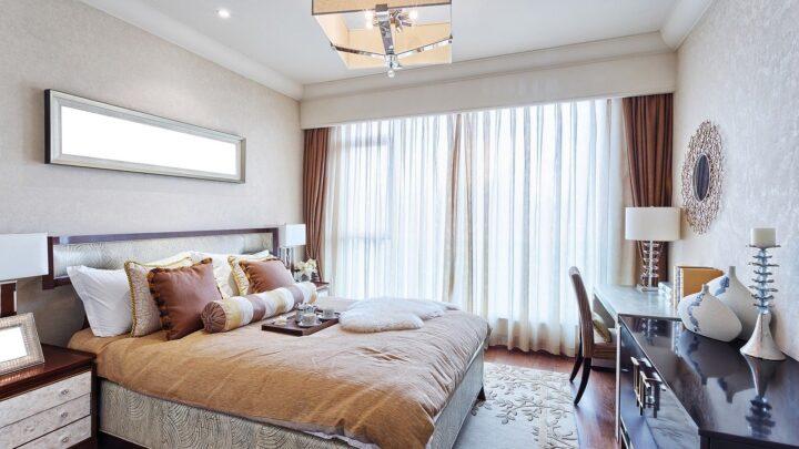 Jak optycznie zwiększyć swoje mieszkanie?